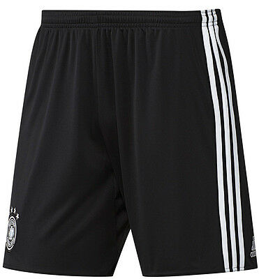 Adidas Germany Home EURO 2016 Junior Football Shorts