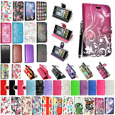For Huawei Y5 Y560 PU Leather Magnetic Wallet Flip Case Cover