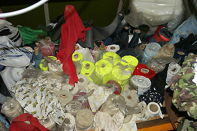 Business For Sale Job Lot Army Workwear Fabric Cloth Material Waterp Stock £100K