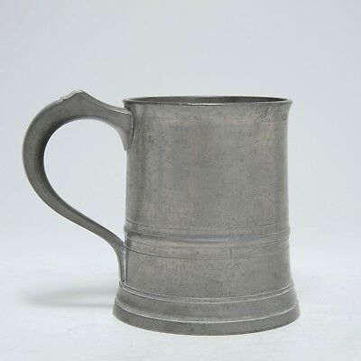 Vintage Poss. Antique English Pewter Tankard By Englefield's London