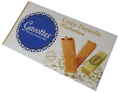 Gavottes, Crepes dentelle, L'authentique, natur, Kekse, 125g