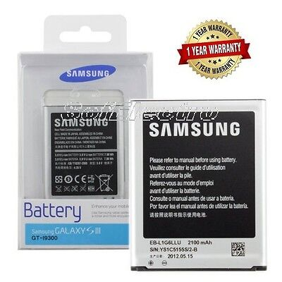 BRAND NEW SAMSUNG GALAXY BATTERY S3 III GT-i9300 i9305 2100mAh