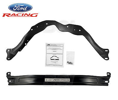 2015-2017 Mustang 2.3 Ecoboost Ford Racing Black Engine Strut Tower & Cowl Brace