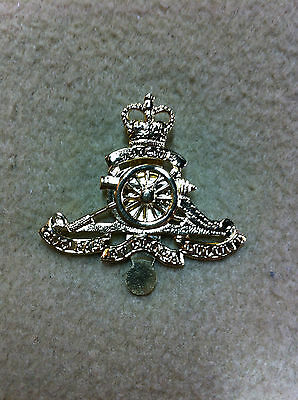 Royal Canadian Artillery Cap Badge Current Issue