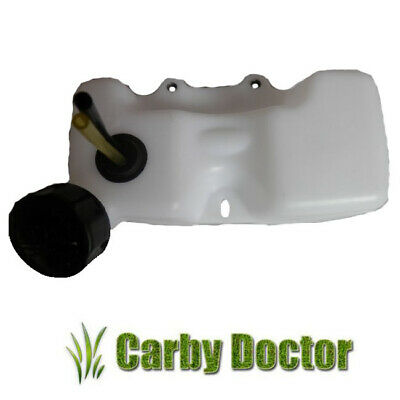Fuel Tank Gas For Mitsubishi Tu26 Trimmers Includes Cap Fuel Hose Grommet Filter