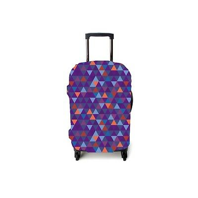 Suitcase case Geometric Fancy brand Luggitas best protection for baggage