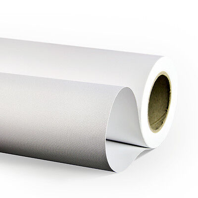 "Fine Art Canvas Inkjet Leinwand 240M | 100% Polyester | 44"" x 30m 