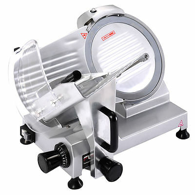 """Commercial 10"""" Blade ---Deli Meat Cheese Food Slicer Industrial Quality (New)"""