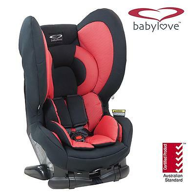 Br New BabyLove Cosmic Covertible Kid Child Infant Baby Car Seat 0-4 years RD