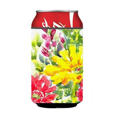 Carolines Treasures 6136CC Flower Can Or Bottle Hugger