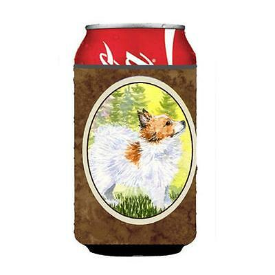 Carolines Treasures SS1029CC Papillon Can Or bottle sleeve Hugger