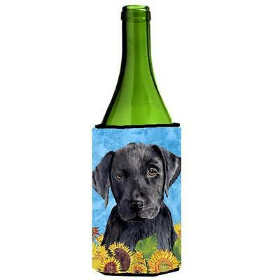 Carolines Treasures SC9061LITERK Labrador Wine bottle sleeve Hugger 24 oz.