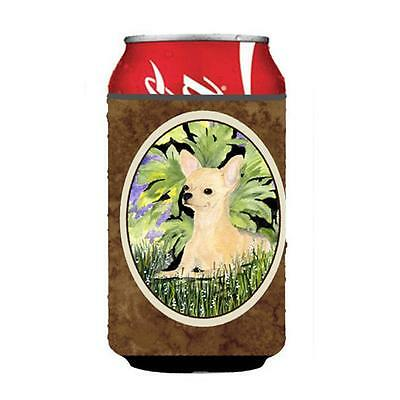 Carolines Treasures SS8325CC Chihuahua Can Or bottle sleeve Hugger 12 oz.