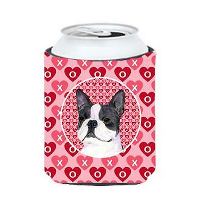 Carolines Treasures SS4516CC Boston Terrier Can Or bottle sleeve Hugger
