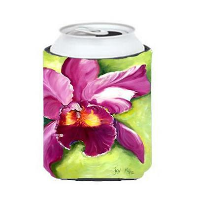 Carolines Treasures JMK1270CC Orchid Can & Bottle Hugger