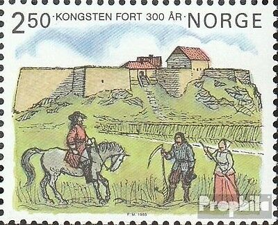 Norway 923 mint never hinged mnh 1985 continued Kongsten