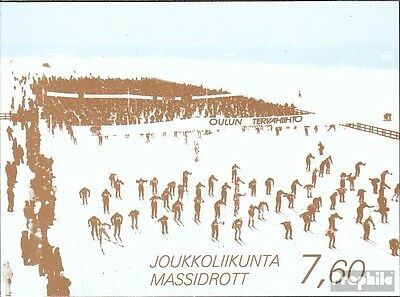 Finland MH24 fine used / cancelled 1989 Grassroots