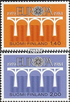 Finland 944-945 mint never hinged mnh 1984 Europe