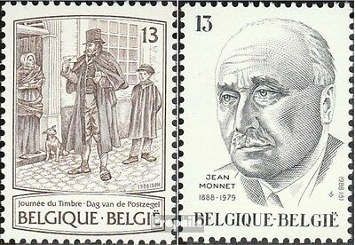 Belgium 2331,2345 mint never hinged mnh 1988 special stamps