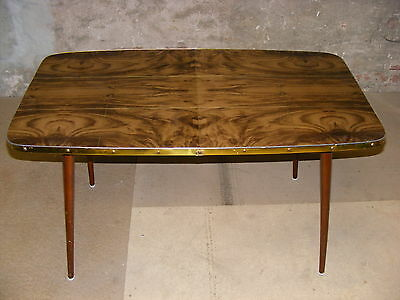 Beautiful age Bar Table Table m. glass 1950s 1960s Years Iconic Retro Design