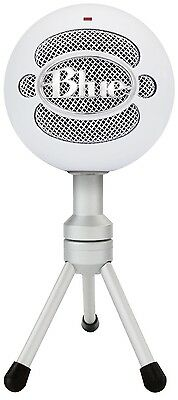 Blue Microphones Snowball iCE USB Condenser Microphone White Mic Stand BRAND NEW