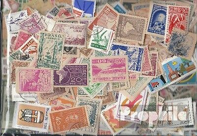 Brazil 500 different stamps