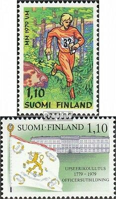 Finland 837,838 (complete issue) unmounted mint / never hinged 1979 special stam