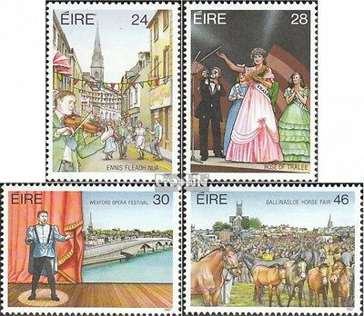 Ireland 629-632 (complete issue) unmounted mint / never hinged 1987 Festivals