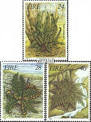 Ireland 586-588 (complete issue) unmounted mint / never hinged 1986 Ferns