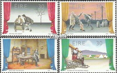 Ireland 733-736 (complete issue) unmounted mint / never hinged 1990 Theater