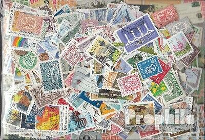 Finland 500 different stamps
