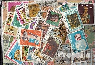 Panama 100 different stamps