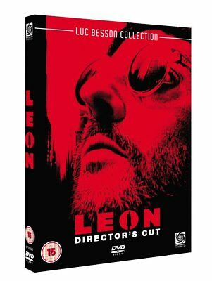 Leon (The Professional Jean Reno Luc Besson) Director's Cut Region 2 New DVD