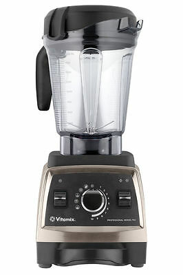 NEW Vitamix Professional 750: Brushed Stainless Steel