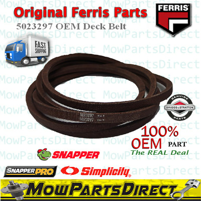 SIMPLICITY FERRIS 5023297SM made with Kevlar Replacement Belt