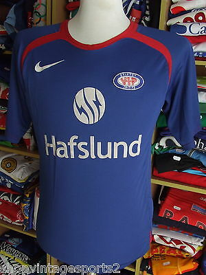 Trikot Valerenga IF 2007 (S) Nike Heimtrikot Home Norwegen Shirt Norway Jersey