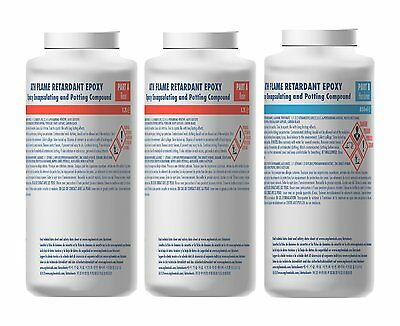 MG Chemicals 834ATH-3L Flame Retardant Epoxy Encapsulating and Potting Compound