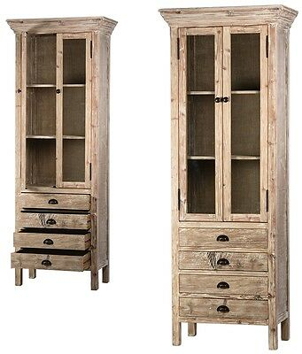 "31"" Wide Kerry Cabinet  Solid Rustic Reclaimed Vintage 100"