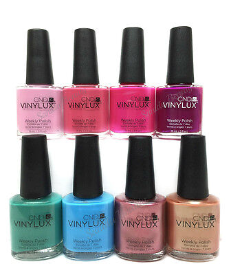 Nail Polish Vinylux .5oz- Cnd- Pick any Color (Series 1)