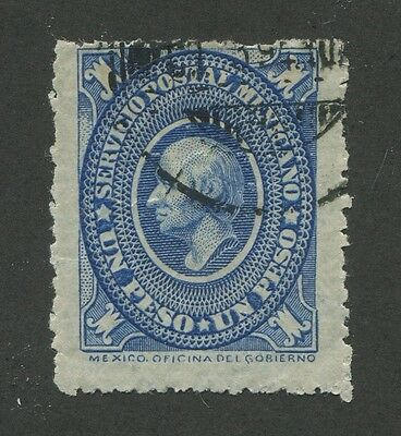 Mexico #161 Used