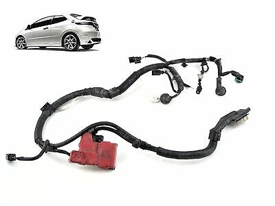 honda civic type r fn2 engine wiring loom genuine part. Black Bedroom Furniture Sets. Home Design Ideas