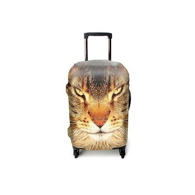 Suitcase case Feline Gaze Luggitas best protection for baggage