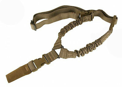 Condor Cobra One Point Bungee Sling - Tan - US1001-003