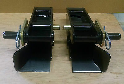 NEW Western Snow Plow Ultra-Mount Receivers 67858 67859