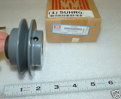 """3/4"""" bore  3.15"""" adustable variable Pitch V-Belt Pulley  TB WOODS 1VP3434 ( Q9 )"""