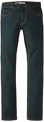 Youth Levi's 511 Slim Fit Regular Jeans Rinsed Playa 2 Wash  *ALL SIZES*