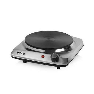 Pifco Stainless Steel Electric Boiling Ring / Portable Hob - P15003