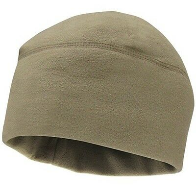 Condor Watch Cap - Tan - New - WC-003 - Micro Fiber Fleece