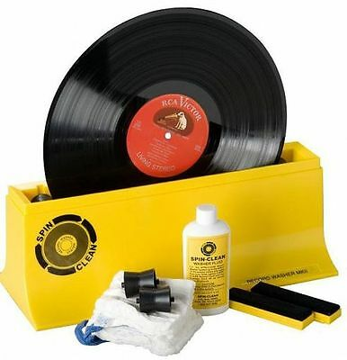 Spin Clean Vinyl record washer system MKII