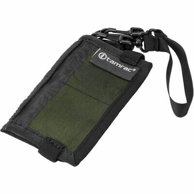 Tamrac Goblin Memory Card Wallet - Holds Four CF Cards - Kiwi - T1155-5252
